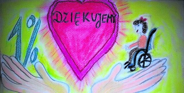 Praca Kingi Kuziemkowskiej z Łączyna. 22 miejsce w naszym konkursie plastycznym,  1731 głosów