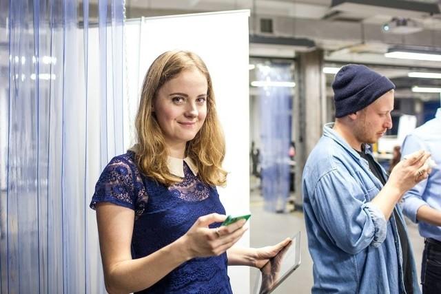 Choć Katarzyna Gola siedzi po uszy w nowych technologiach, kiedy ma wolne – wyłącza telefon