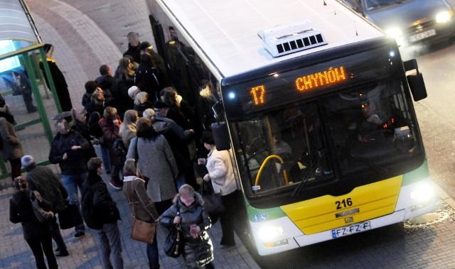 Czytelnicy podpowiadają, jakie zmiany można by wprowadzić w rozkładzie jazdy w Zielonej Górze.