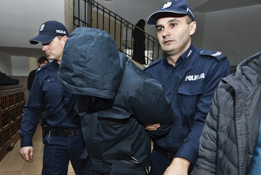 Miłosz S. zatrzymany i osadzony w areszcie został w styczniu ubiegłego roku. Grozi mu 8 lat więzienia.