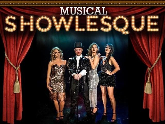 """Widzowie podczas """"Showlesque"""" na dwie godziny przenoszą się w inny, kolorowy świat, wypełniony znanymi piosenkami"""