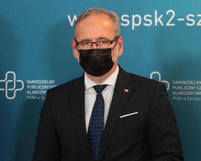 Protest ratowników. Niedzielski: Realnie do systemu ratownictwa medycznego w tym roku trafi dodatkowe 60 milionów złotych