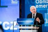 Jarosław Kaczyński o taśmach Morawieckiego: To pogawędki, przy napitkach ludzie mówią różne rzeczy