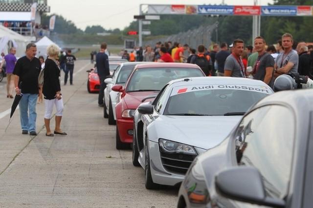 Gran Turismo Polonia 2014: Dzień otwarty na Torze Poznań