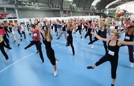 Poprzednie edycje zawodów fitness w targach Kielce cieszyły się ogromnym zainteresowaniem.