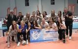 Siatkarki V LO Developres Rzeszów z brązowym medalem mistrzostw Polski juniorek. Indywidualna nagroda dla Natalii Rejment [ZDJĘCIA]