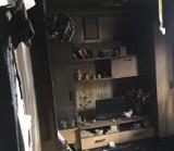 Jelonki. Pożar domu. Rodzina założyła zbiórkę na odbudowę domu babci. Potrzebne jest 50 tys zł. Zdjęcia