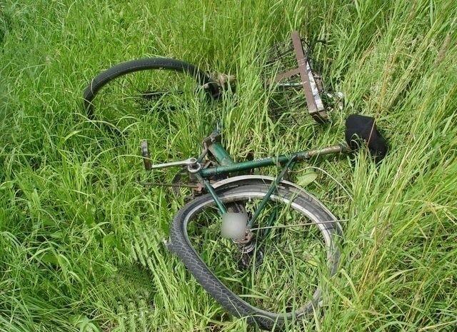 Śmiertelny wypadek rowerzysty