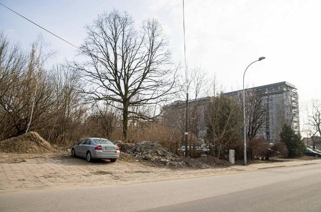 Miasto Białystok przejmie za darmo działkę przy ulicy Prowiantowej. Hojny gest właściciela