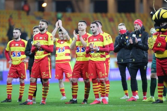 Piłkarze Jagiellonii są coraz bliżej porozumienia z klubem ws. obniżek pensji na czas pandemii koronawirusa