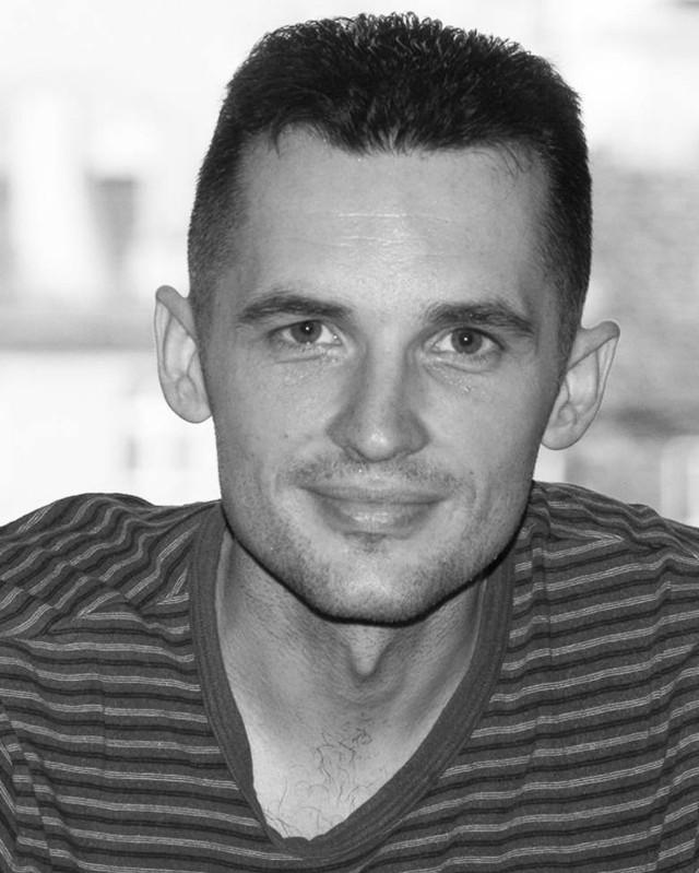 Wojciech Koerber - szef działu Sport