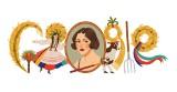 Zofia Stryjeńska w Google Doodle. Kim była? Google 13.05.2021 upamiętnia polska malarkę