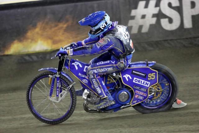 Bartosz Zmarzlik zdobył tytuł indywidualnego mistrza świata na żużlu w sezonach 2019-20.