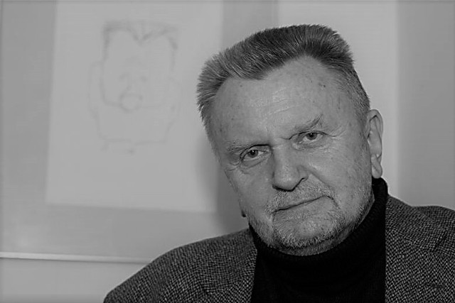 W latach 1996 - 2002 prof. Stanisław Rodziński był rektorem krakowskiej Akademii Sztuk Pięknych