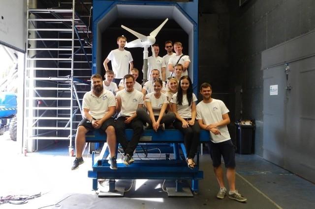 GUST (Generative Urban Small Turbine) to projekt realizowany przez studentów i doktorantów z 4 jednostek PŁ