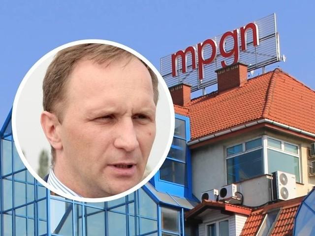 Zenon Różycki, były prezes MPGN-u według prokuratury nie popełnił przestępstwa na szkodę spółki gdy nią zarządzał. Obecne władze MPGN-u - nie zgadzają się z tą decyzją i złożyły zażalenia