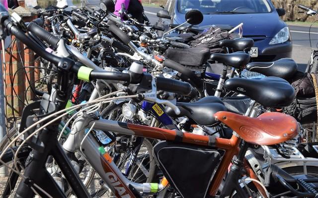 Obchody Europejskiego Tygodnia Zrównoważonego Transportu w Inowrocławiu rozpoczęte. W trosce o środowisko może warto w ciągu tych kilku dni zamienić samochód na rower