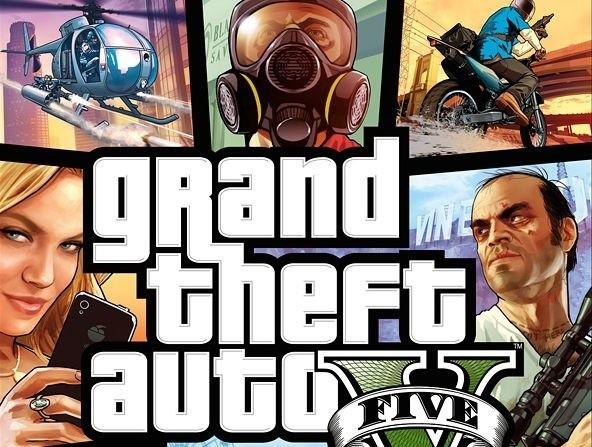 Grand Theft Auto VGrand Theft Auto V: Oficjalna okładka wygląda tak