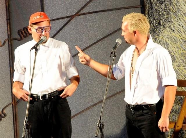 Kabaret Ani Mru MruW Szczecinie wystąpil kabaret Ani Mru Mru.