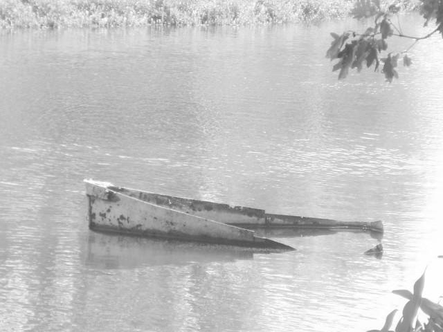 Na jeziorze Łąkosz mogło dojść do tragedii