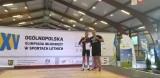 Złoto i brąz dla Klimatu Łapy na Ogólnopolskiej Olimpiadzie Młodzieży