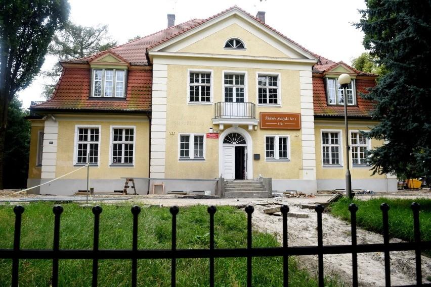 Budynek żłobka przy ul. Wojska Polskiego przechodzi...