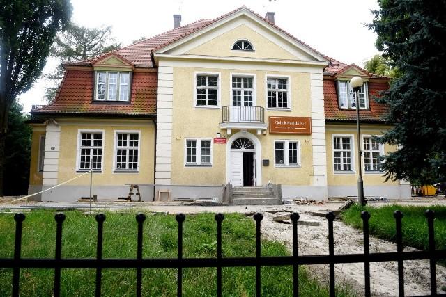 Budynek żłobka przy ul. Wojska Polskiego przechodzi gruntowną modernizację