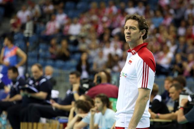 Trener Stephane Antiga