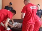 Wilkowice: Pijana kobieta w ciąży zaatakowała ratowników medycznych