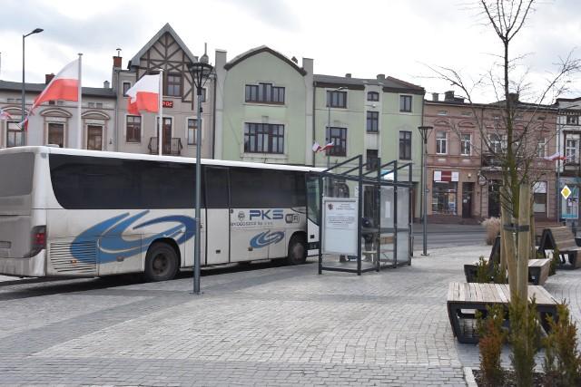 Mieszkańcy liczą, że do ich wsi z mroteckiego rynku wyruszać będzie więcej autobusów