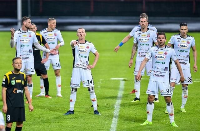 Chojniczanka zakończyła we wtorek długą serię meczów wyjazdowych. Teraz grać będzie w Chojnicach