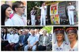 """Park Planty. Aleja Zakochanych. Festiwal piosenki polskiej i białoruskiej """"Białystok - Grodno"""" (zdjęcia)"""