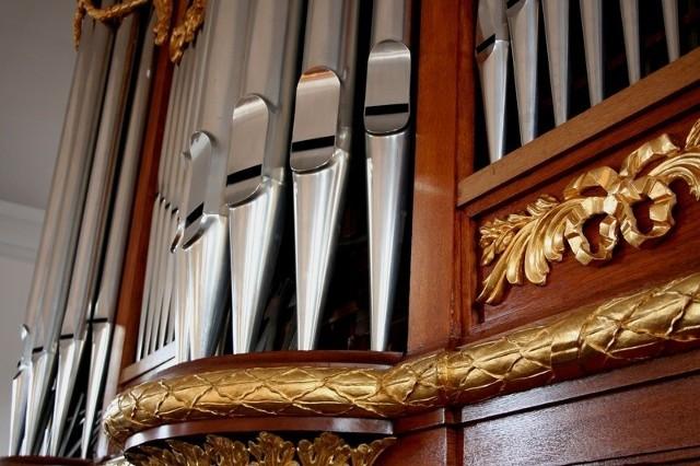 Organy w Słonowie kosztowały 80 tys. zł.