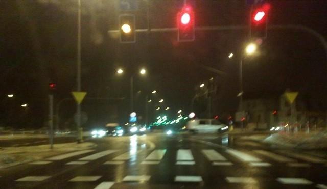 Białostockie ulice pokrywa cienka warstwa wody