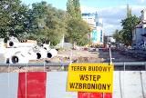 Największa komunikacyjna inwestycja powojennego Wrocławia. W niedzielę prezydent Sutryk doglądał budowy (ZDJĘCIA)