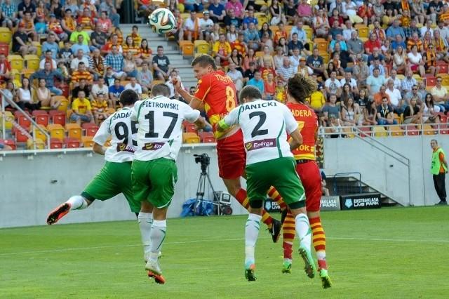 Lechia Gdańsk vs. Jagiellonia Białystok. Transmisja meczu w internecie (WIDEO)
