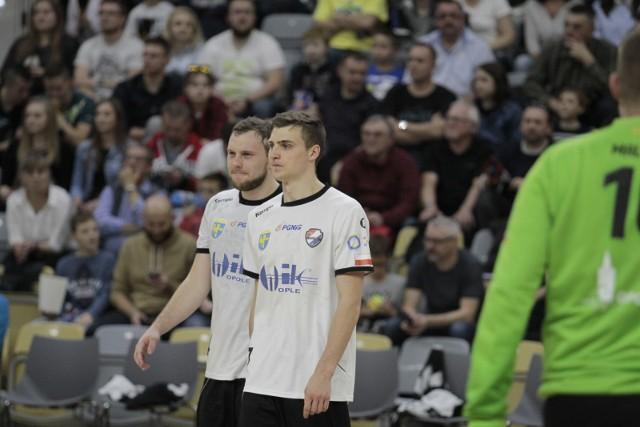 Kamil Mokrzki i Maciej Zarzycki poprowadzili Gwardię do wygranej.