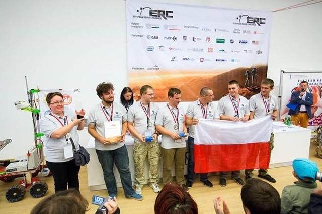 Białostocka załoga z Politechniki Białostockiej to # next team