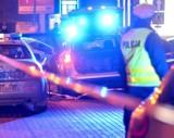 Obława za przestępcami w Skokach pod Wągrowcem w Wielkopolsce. Padły strzały. Trzech policjantów zostało rannych