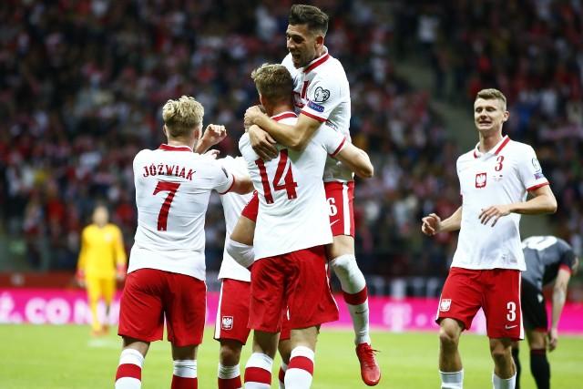 Polacy z dobrych humorach przystąpią do meczu z Anglikami. Wygrali dwa ostatnie mecze, strzelili rywalom 11 goli, a stracili tylko 2