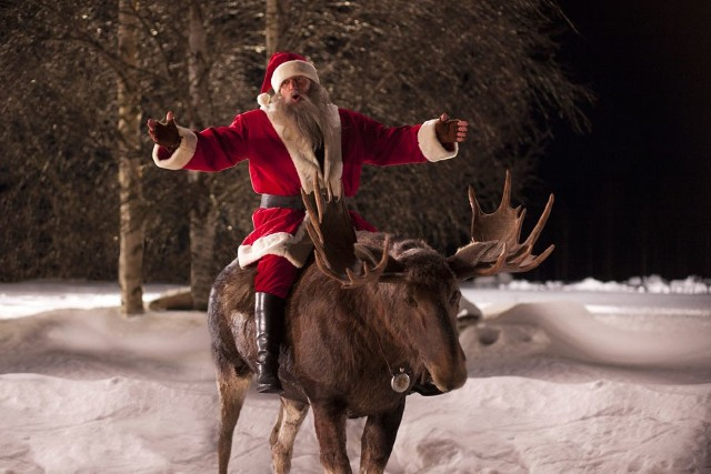 Kadr z filmu: Gdzie jest Mikołaj?