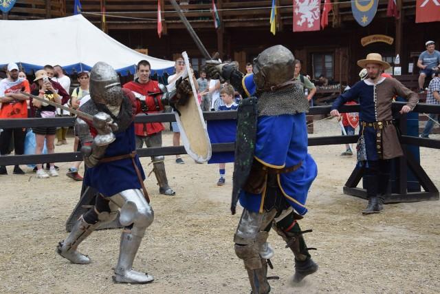 Międzynarodowy Turniej Rycerski w grodzie rycerskim pod Byczyną