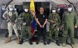 """Kolumbia: pojmano """"Otoniela"""". Dairo Antonio Usuga był jednym z najbardziej poszukiwanych handlarzy narkotyków"""