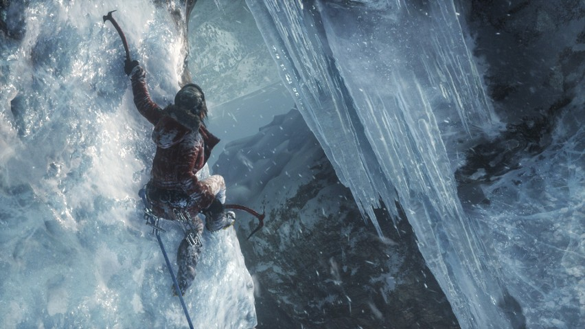 Rise of the Tomb RaiderRise of the Tomb Raider: Baba Yaga - Świątynia wiedźmy już jest (wideo)