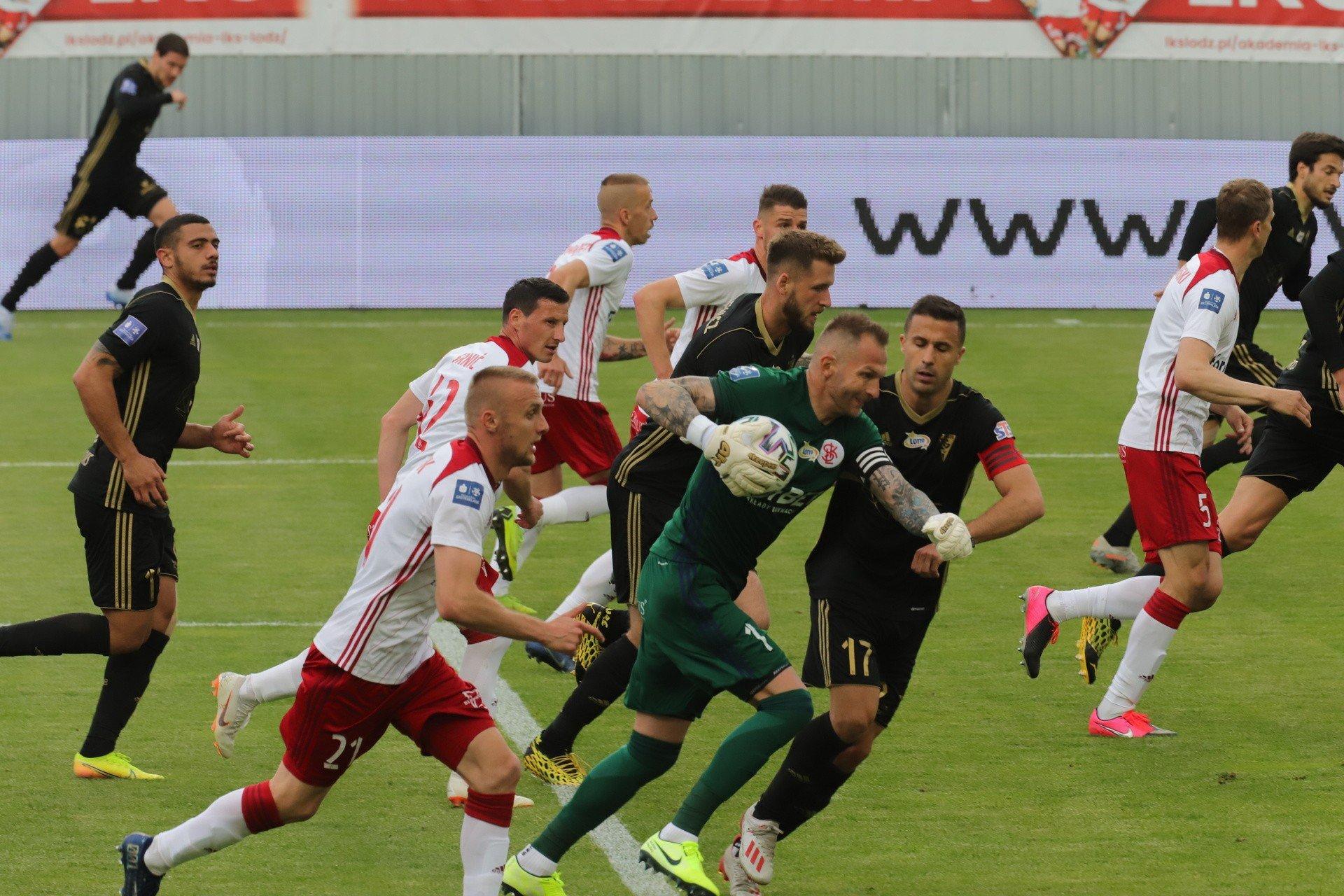 Siedem pożegnalnych meczów ŁKS Łódź z elitą             | Dziennik Łódzki