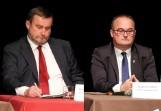 Prezydent Tczewa Mirosław Pobłocki i miejski radny Zbigniew Urban spotkają się znów w sądzie? Poszło o gest podrzynania gardła [wideo]