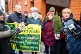 Białystok. Mieszkańcy obronili Las Turczyński przed wycinką. Teraz wspólnie będą świętować