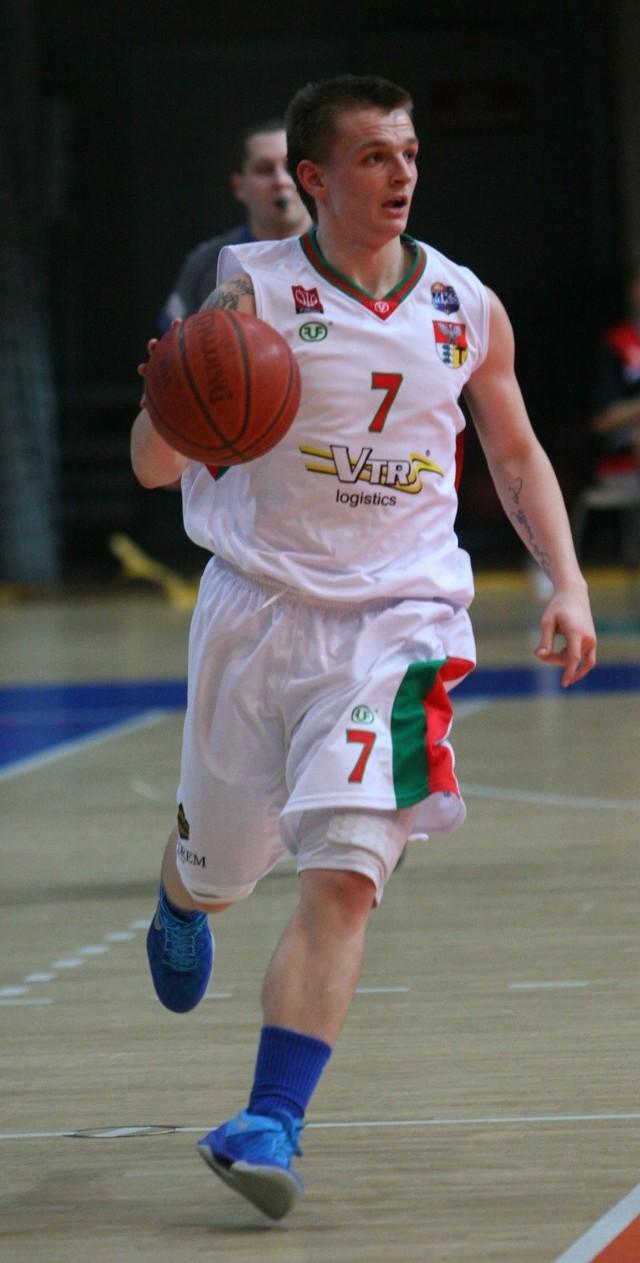 Grzegorz Grochowski to wychowanek Znicza Jarosław.