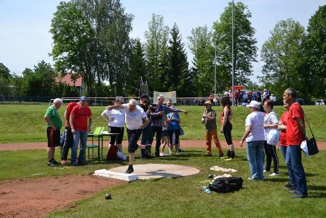 Mazowiecka Sportowa Senioriada, 25.05.2019