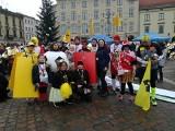 Biegacze z Dobczyc wzięli udział w Krakowskim Biegu Sylwestrowym [ZDJĘCIA]
